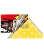 Adhesivos mejora de agarre Blackbird trasparente - Pack de 3 Uds 25x18cm 5057/80