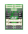 Kit Adhesivos Universal Blackbird Kawasaki 5430