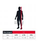 Peto Integral Leatt 5.5 Negro