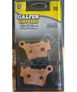Pastillas freno Galfer Sintered FD291G1396